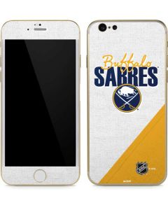 Buffalo Sabres Script iPhone 6/6s Skin