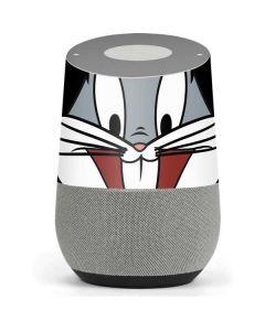 Bugs Bunny Google Home Skin