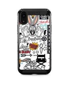 Bugs Bunny Patches iPhone XR Cargo Case