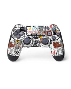 Bugs Bunny Patches PS4 Pro/Slim Controller Skin