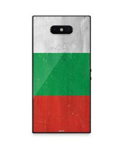 Bulgarian Flag Distressed Razer Phone 2 Skin