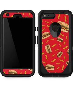 Burgers and Fries Otterbox Defender Pixel Skin