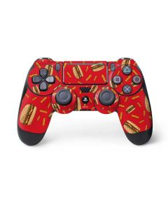 Burgers and Fries PS4 Pro/Slim Controller Skin