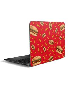 Burgers and Fries Zenbook UX305FA 13.3in Skin