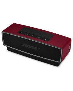 Burgundy Bose SoundLink Mini Speaker II Skin