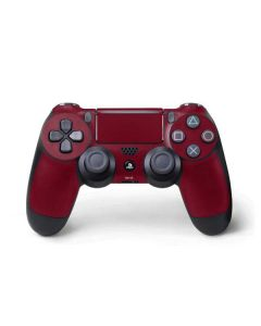 Burgundy PS4 Pro/Slim Controller Skin