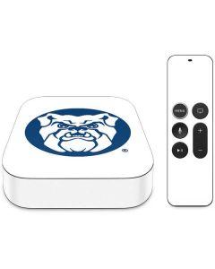 Butler Bulldog Logo Apple TV Skin