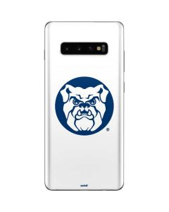 Butler Bulldog Logo Galaxy S10 Plus Skin