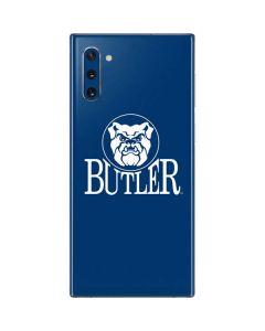 Butler Bulldogs Galaxy Note 10 Skin