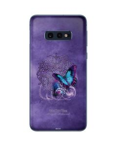 Butterfly Celtic Knot Galaxy S10e Skin