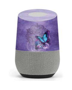 Butterfly Celtic Knot Google Home Skin