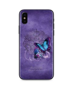 Butterfly Celtic Knot iPhone XS Max Skin