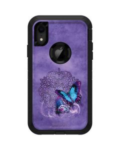 Butterfly Celtic Knot Otterbox Defender iPhone Skin