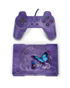 Butterfly Celtic Knot PlayStation Classic Bundle Skin