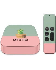 Cactus Prick Apple TV Skin