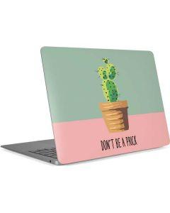 Cactus Prick Apple MacBook Air Skin
