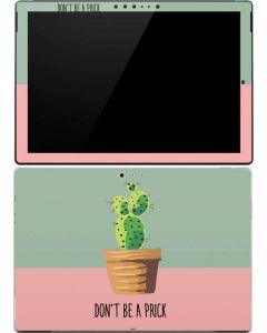 Cactus Prick Surface Pro (2017) Skin