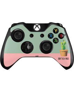 Cactus Prick Xbox One Controller Skin
