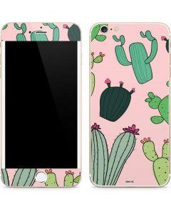 Cactus Print iPhone 6/6s Plus Skin