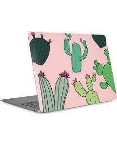 Cactus Print Apple MacBook Air Skin