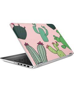 Cactus Print HP Pavilion Skin