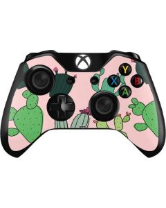 Cactus Print Xbox One Controller Skin