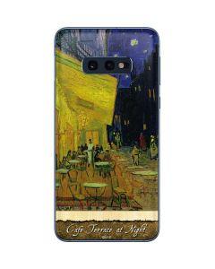 Cafe Terrace at Night Galaxy S10e Skin