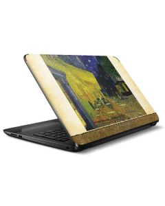 Cafe Terrace at Night HP Notebook Skin