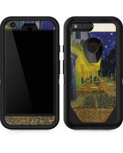 Cafe Terrace at Night Otterbox Defender Pixel Skin