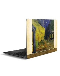 Cafe Terrace at Night Zenbook UX305FA 13.3in Skin
