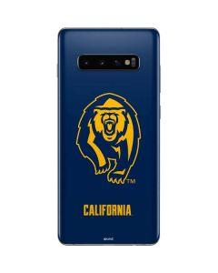 Cal Mascot Galaxy S10 Plus Skin