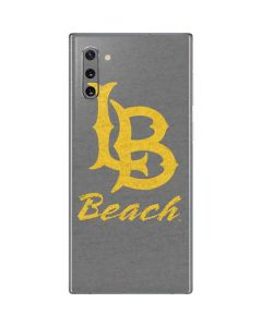 Cal State Long Beach Galaxy Note 10 Skin