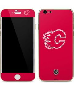 Calgary Flames Color Pop iPhone 6/6s Skin