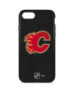 Calgary Flames Distressed iPhone 7 Pro Case