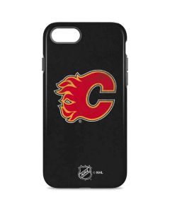 Calgary Flames Distressed iPhone 8 Pro Case
