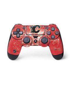 Calgary Flames Frozen PS4 Pro/Slim Controller Skin