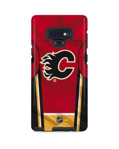 Calgary Flames Home Jersey Galaxy Note 9 Pro Case