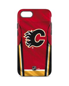 Calgary Flames Home Jersey iPhone 8 Pro Case