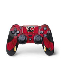 Calgary Flames Home Jersey PS4 Pro/Slim Controller Skin