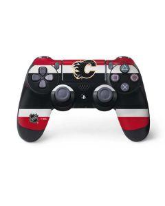 Calgary Flames Jersey PS4 Controller Skin