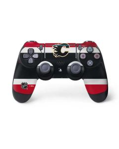 Calgary Flames Jersey PS4 Pro/Slim Controller Skin