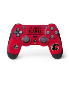 Calgary Flames Lineup PS4 Pro/Slim Controller Skin