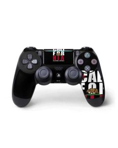 California Black Block PS4 Pro/Slim Controller Skin