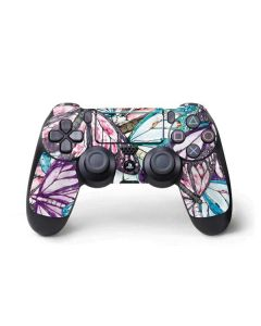 California Monarch Collage PS4 Pro/Slim Controller Skin