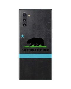 California Neon Republic Galaxy Note 10 Skin