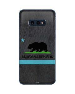 California Neon Republic Galaxy S10e Skin