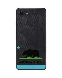 California Neon Republic Google Pixel 3 XL Skin
