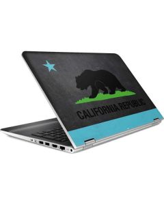 California Neon Republic HP Pavilion Skin