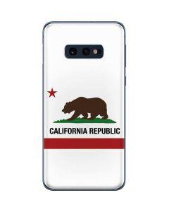 California Republic Galaxy S10e Skin