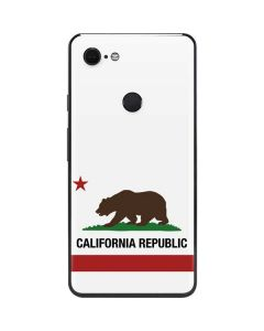California Republic Google Pixel 3 XL Skin